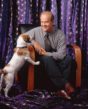 Frasier and Eddie