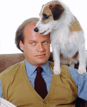 Frasier and Eddie