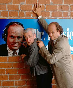 Frasier and Martin