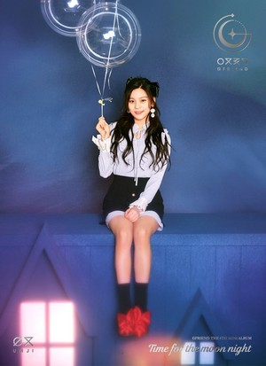 GFriend Umji 6th Mini Album - Time for the Moon Night Concept Pictures