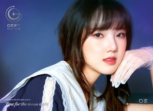 GFriend দেওয়ালপত্র called GFriend Yerin 6th Mini Album - Time for the Moon Night Concept Pictures
