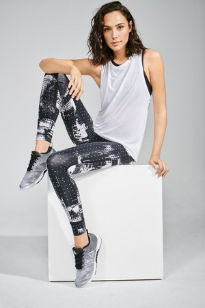 Gal Gadot as the face of Reebok Campaign in 2018