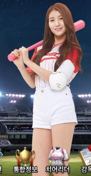 """Gfriend """"Pro Baseball"""" ~ Sowon"""