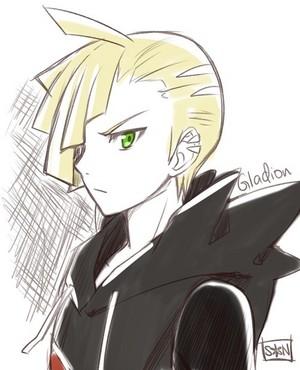 Gladion | Pokemon