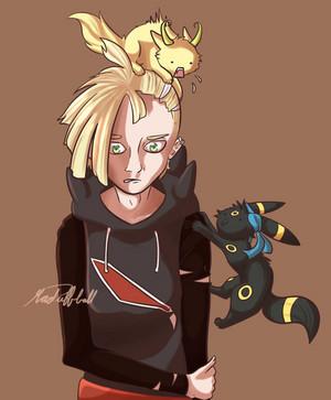 Gladion   Pokemon