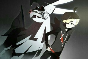 Gladion and Silvally | Pokemon