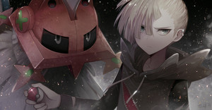 Gladion and Type: Null | Pokemon