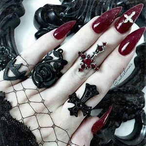 Goth Aesthetic