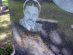 Gravesite Of Roger Troutman