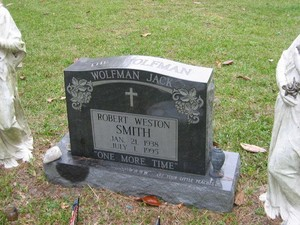 Gravesite Of Wolfman Jack