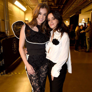 Hailee and Camila