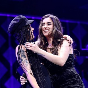 Halsey and Lauren