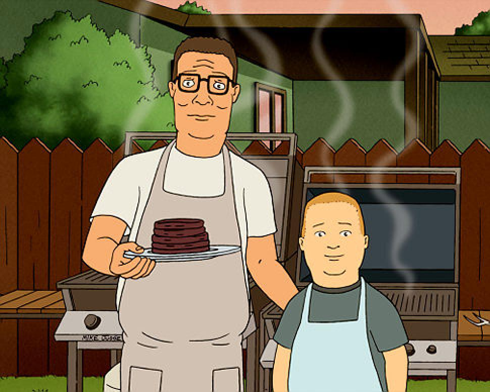 Hank and Bobby