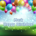 Happy Belated Birthday Mark!