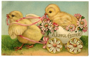 Happy Easter Sharon