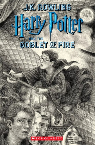 Harry Potter wallpaper titled Harry Potter and the Goblet of Fire