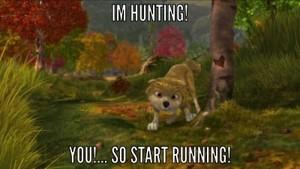 I'm Hunting...you!