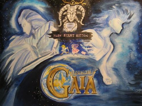 video juegos fondo de pantalla titled Illusion of Gaia