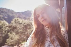 Isla Fisher for Elle Magazine