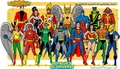 JLA - Justice Leauge - dc-comics fan art