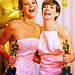 JLaw  and Anne Hathaway - jennifer-lawrence icon
