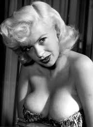 Jayne Mansfield-Vera Jayne Palmer ( April 19, 1933 – June 29, 1967)