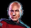 Du hành giữa các vì sao bức ảnh called Jean-Luc Picard