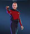 Jean-Luc Picard  - star-trek-the-next-generation fan art
