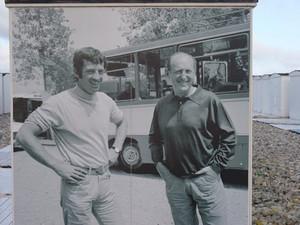 Jean Paul Belmondo et Bourvil 768494