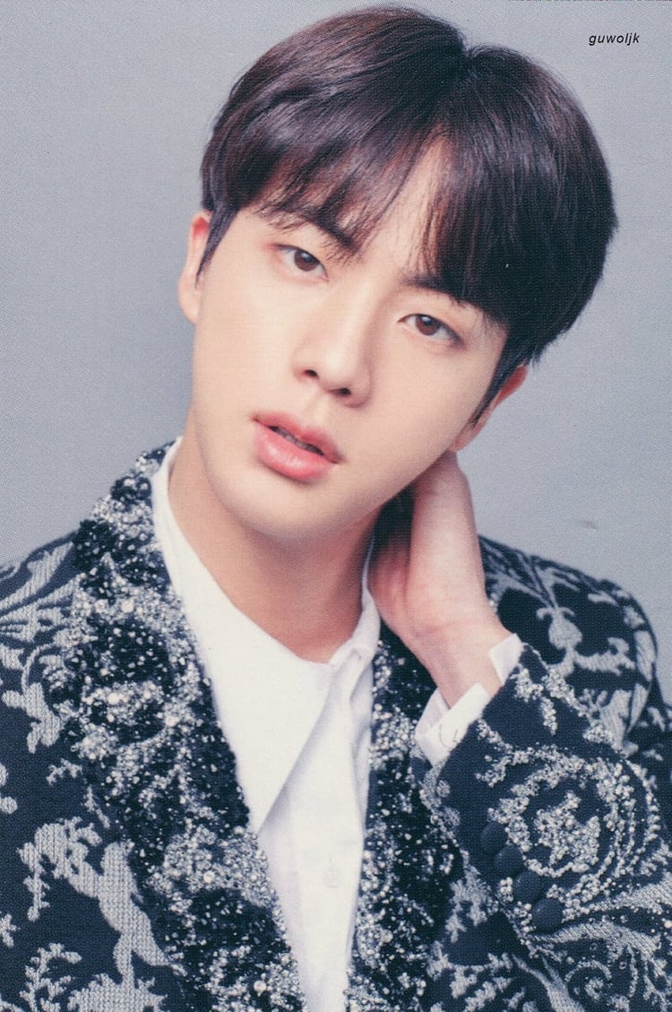 Jin Bts Images Jin Hd Wallpaper And Background Photos 41273230