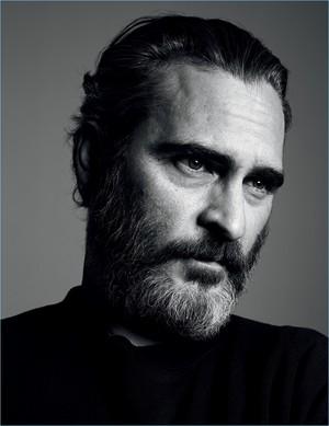Joaquin Phoenix - Interview Magazine Photoshoot - 2018