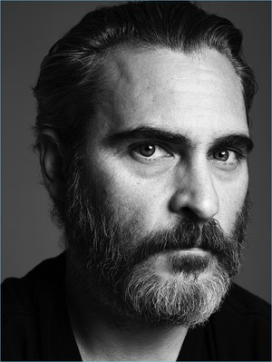 Joaquin Phoenix - Interview Magazine Photoshoot - 2018