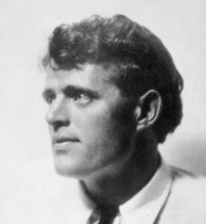 "John Griffith ""Jack"" London (born John Griffith Chaney; January 12, 1876 – November 22, 1916"