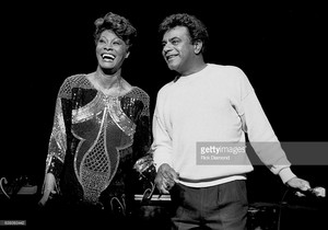 Johnny Mathis And Dionne Warwick