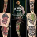Josh Payne | Team DJ | Ink Master: Return of the Masters - ink-master photo