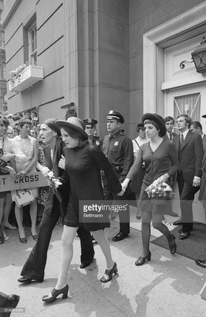 Judy Garland's Funeral In In 1969