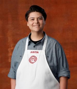 Justin Banister (Season Six)
