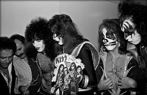 kiss ~Anaheim, California...August 20, 1976