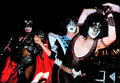 KISS (NYC) July 25, 1980 (Unmasked Tour/The Palladium- Eric Carr's first show)  - kiss photo