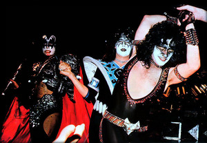 吻乐队(Kiss) (NYC) July 25, 1980 (Unmasked Tour/The Palladium- Eric Carr's first show)