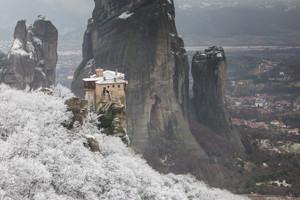 Kalabaka, Greece