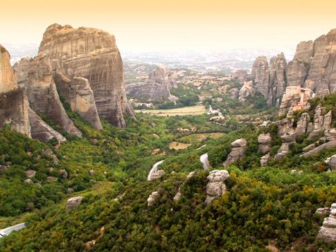 Greece वॉलपेपर called Kalabaka, Greece