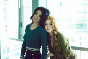 Kat and Emeraude