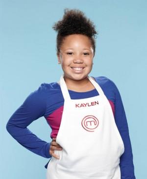 Kaylen Alfred (Season One)