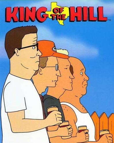 King of the холм, хилл Обои entitled King of the холм, хилл