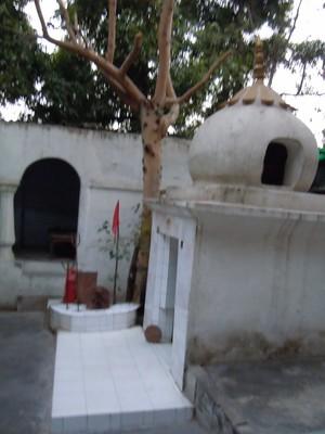 Kunti Temple, Purana Qila, Delhi