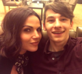 Lana and Jared - once-upon-a-time photo