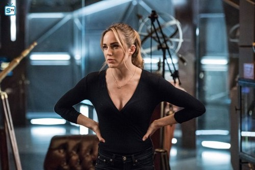 DC's Legends of Tomorrow wallpaper called Legends of Tomorrow - Episode 3.17 - Guest Starring John Noble - Promo Pics