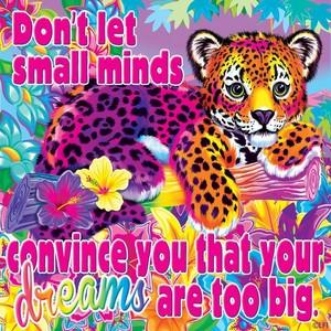 Lisa Frank Motivation