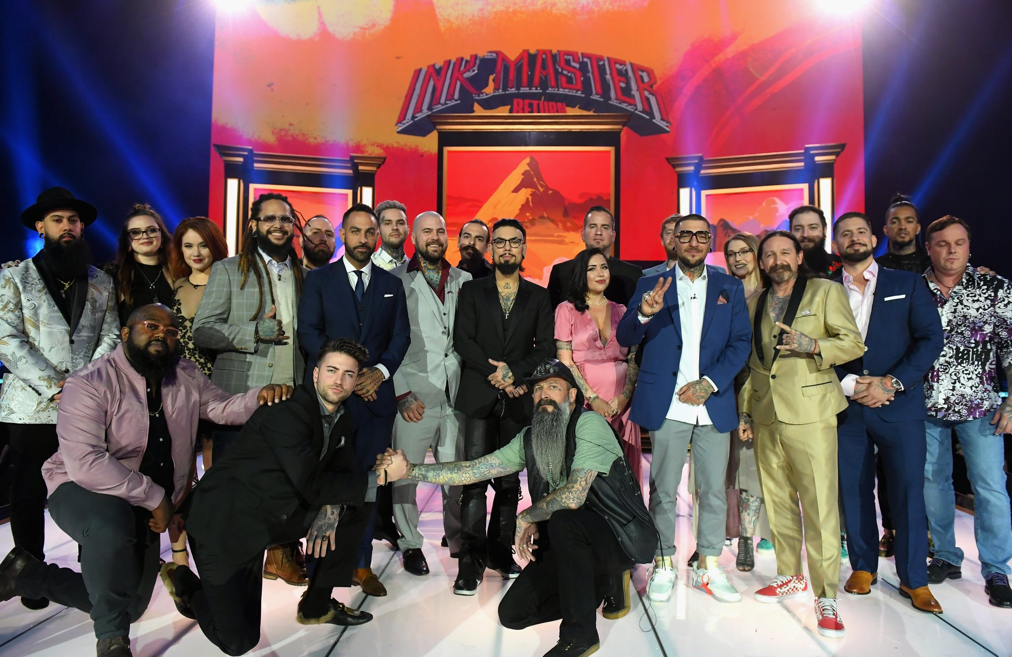 Live Finale of Ink Master: Return of the Masters